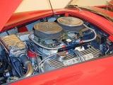 Моторный отсек AC Cobra