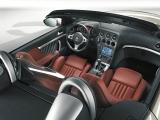 Интерьер Alfa-Romeo Spider