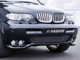 BMW x5  в обвесе Hamann