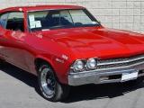 Chevrolet Chevelle (1969 год)