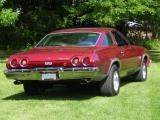 Chevrolet Chevelle (1973 год)