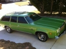 Универсал Chevrolet Chevelle (1974 год)
