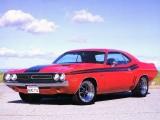 Dodge Challenger 1971 год