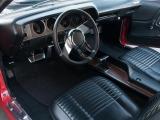 Салон Dodge Challenger 1971 год