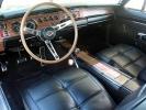 Интерьер Dodge Charger 1969 год