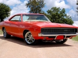 Dodge Charger R/T 1968 год