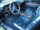 Интерьер Dodge Charger 1973 год