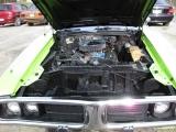 Моторный отсек Dodge Charger