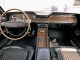 Интерьере Ford Mustang Shelby GT 350 1968