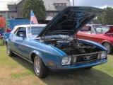 Ford Mustang кабриолет на выставке 1972
