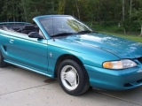 Ford Mustang Кабриолет 1995