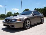 Рестайлинговый Ford Mustang 2002