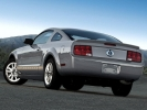 Ford Mustarg Coupe 2008 (вид сзади)