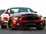 Ford Mustarg Shelby GT500 2013