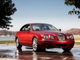 Интерьер Jaguar S-Type