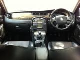 Интерьер Jaguar X-Type