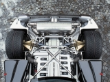 Pagani Zonda C12 моторный отсек