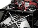 Pagani Zonda F Roadster: вид сзади сверху (карбон)