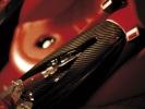Pagani Zonda F Roadster: рычаг стояночного тормоза