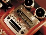 Pagani Zonda F Roadster: центральная консоль
