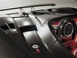 Pagani Zonda F Roadster: задний спойлер