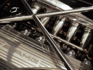 Pagani Zonda F Roadster: двигатель