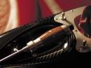 Pagani Zonda F: ручка стояночного тормоза