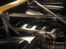 Pagani Zonda Roadster: вид двигателя