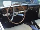 Интерьер Pontiac GTO (1965 год)