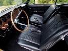 Интерьер Pontiac GTO (1967 год)