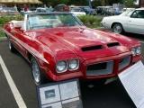 Кабриолет Pontiac GTO  The Judge  (1972 год)