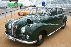BMW 501 для полиции