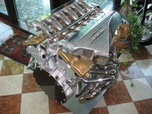 AMG Mercedes M120