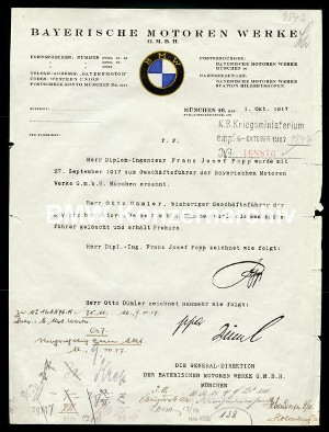 Сертификат о назначении директором