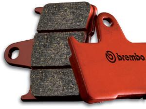Тормозные колодки Brembo  для мотоциклов