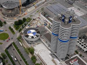 Штаб-квартира BMW AG в Мюнхене
