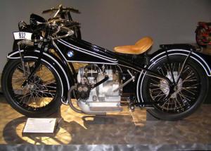 Мотоцикл BMW R32 1923 года