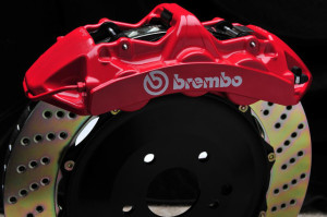 Тормозная система от Brembo