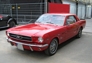 Ford Mustang- 965 Hardtop