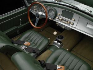 Интерьер BMW 507