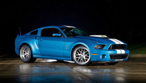 Ford Mustang Shelby GT500 Cobra 2013