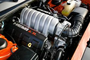 6.1-liter HEMI V8, 2008 Dodge Challenger SRT8