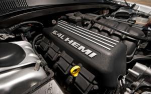 Двигатель Dodge Cherger SRT8 (Hemi V8 6,4L)