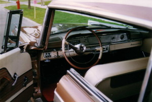 AMC Ambassador 1958