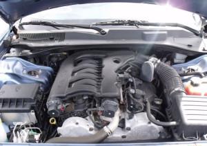 Двигатель v6 3,5L