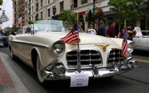 Imperial Parade Phaeton 1956 год