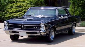 Pontiac GTO 1965 год