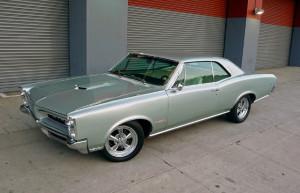 Pontiac GTO 1966 год