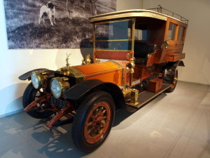 Rolls-Royce Silver Ghost Shooting Brake (1910 год)