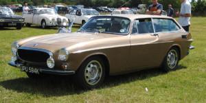Volvo 1800ES в кузове Shooting brake (1971 год)
